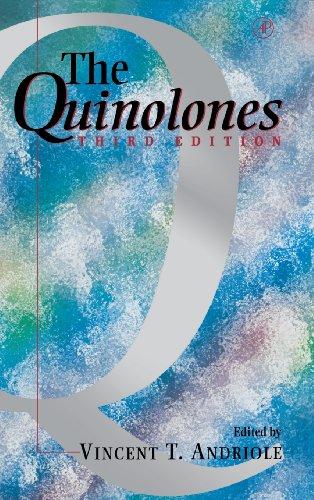 9780120595174: The Quinolones, Third Edition