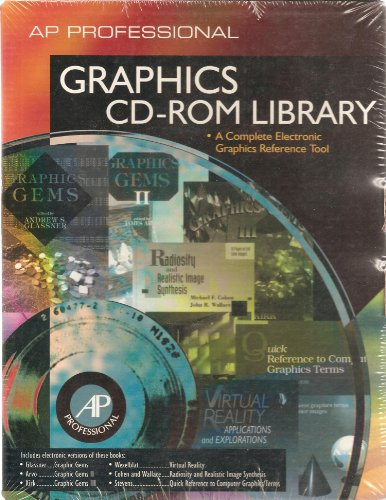 9780120597567: The Ap Professional Graphics Cd-Rom Library