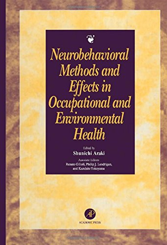 9780120597857: Neurobehavioral Methods and Effects in Occupational and Environmental Health