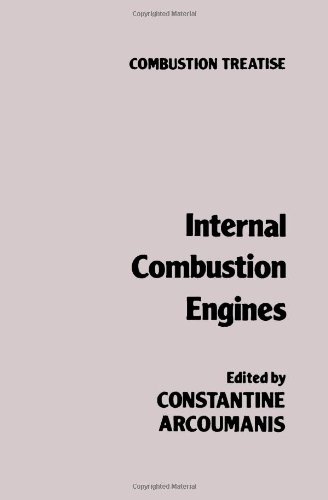 9780120597901: Internal Combustion Engines (Combustion Treatise Series)