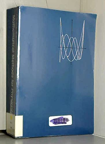 9780120598205: Mathematical Methods for Physicists