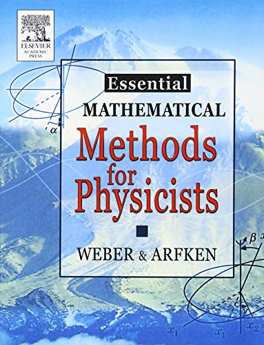 9780120598779: Essential Mathematical Methods for Physicists, ISE