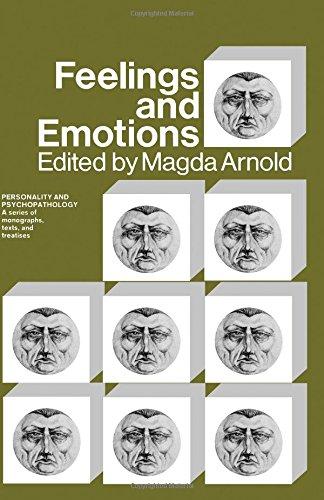 9780120635504: Feelings and Emotions: The Loyola Symposium (Personality & Psycho-pathology Monographs)