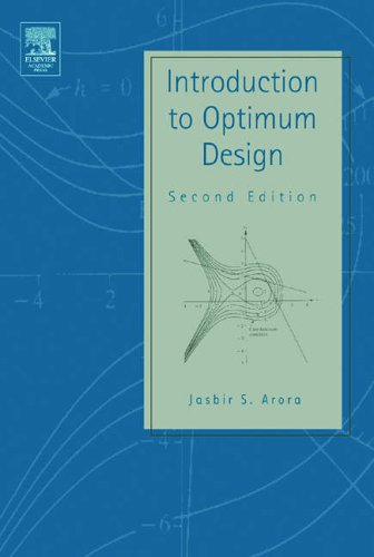 9780120641550: Introduction to Optimum Design
