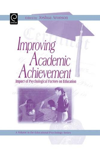 9780120644551: Improving Academic Achievement: Impact of Psychological Factors on Education (Educational Psychology)