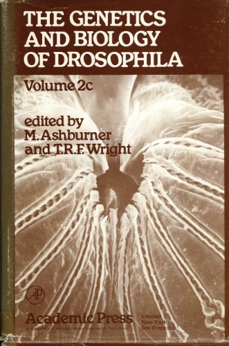 9780120649426: The Genetics and Biology of Drosophila, Vol. 2C