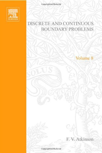 9780120658503: Discrete and Continuous Boundary Problems (Mathematics in Science & Engineering)
