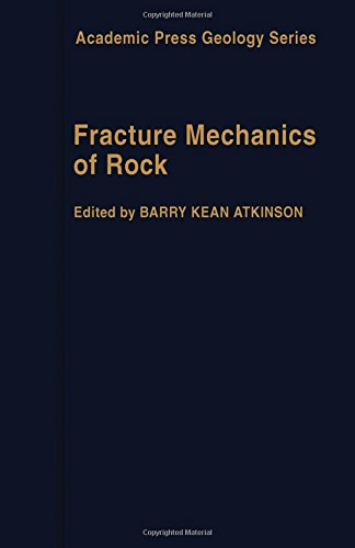 9780120662654: Fracture Mechanics of Rock (Academic Press Geology Series)