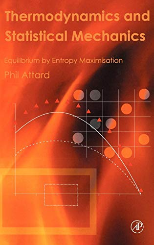 9780120663217: Thermodynamics and Statistical Mechanics: Equilibrium by Entropy Maximisation