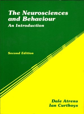 9780120668502: Neurosciences and Behavior, Second Edition: An Introduction