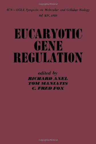 9780120683505: Eucaryotic Gene Regulation (ICN-UCLA symposia on molecular and cellular biology)