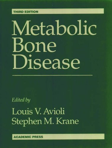 9780120687008: Metabolic Bone Disease and Clinically Related Disorders