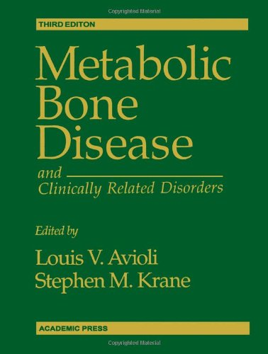 9780120687008: Metabolic Bone Disease and Clinically Related Disorders, Third Edition