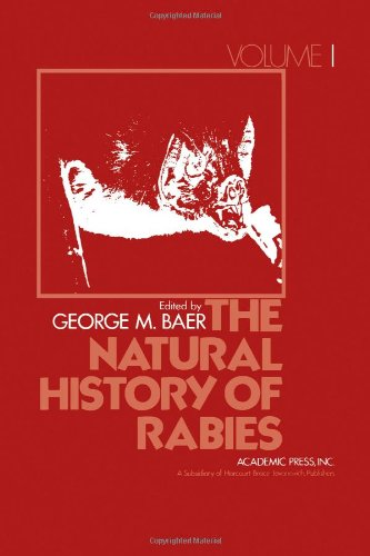 9780120724017: Natural History of Rabies. Volume I (Vol 1)