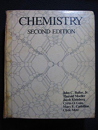 9780120728558: Chemistry