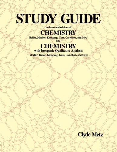 9780120728596: Study Guide to Accompany Calculus for the Management, Life, and Social Sciences