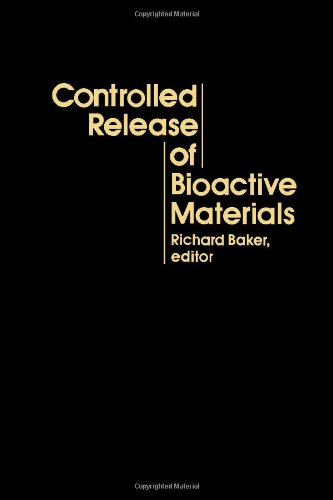 9780120744503: Controlled Release of Bioactive Materials