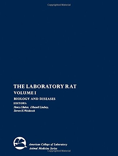 9780120749010: The Laboratory Rat, Volume I: Biology and Disease