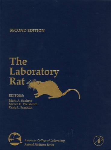 9780120749034: The Laboratory Rat, Second Edition (American College of Laboratory Animal Medicine)