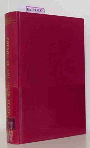 9780120766505: Physics of the Solid State