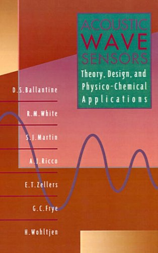 9780120774609: Acoustic Wave Sensors: Theory, Design and Physico-Chemical Applications (Applications of Modern Acoustics)