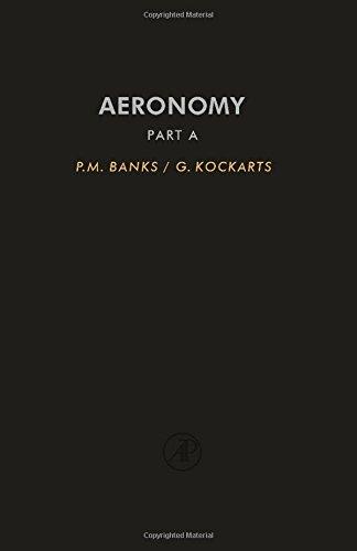 9780120778010: Aeronomy: Pt. A