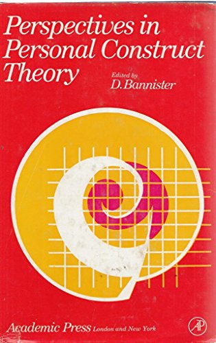 9780120779604: Perspectives in Personal Construct Theory