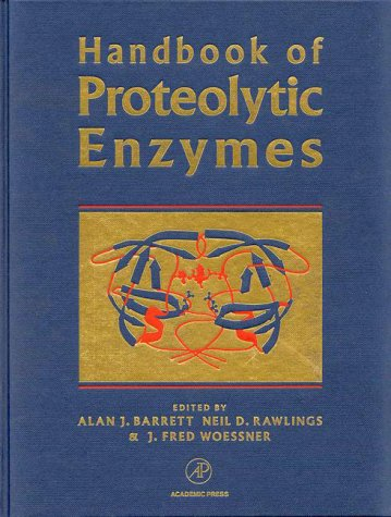 9780120793709: Handbook of Proteolytic Enzymes,  with CD-ROM