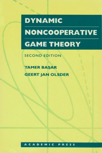 9780120802210: Dynamic Noncooperative Game Theory