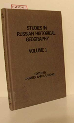 9780120812011: Studies in Russian Historical Geography