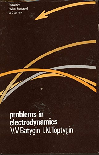 9780120821600: Problems in Electrodynamics (English and Russian Edition)