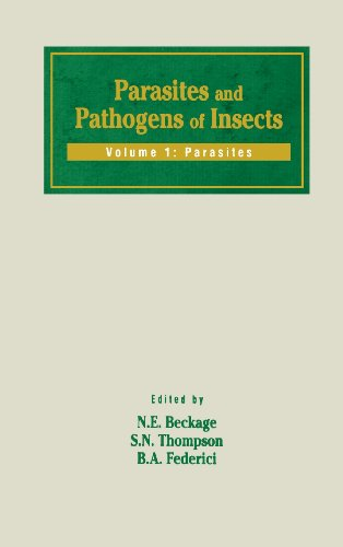 9780120844418: Parasites and Pathogens of Insects, Vol. 1: Parasites