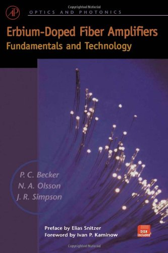 9780120845903: Erbium-Doped Fiber Amplifiers: Fundamentals and Technology (Optics and Photonics)