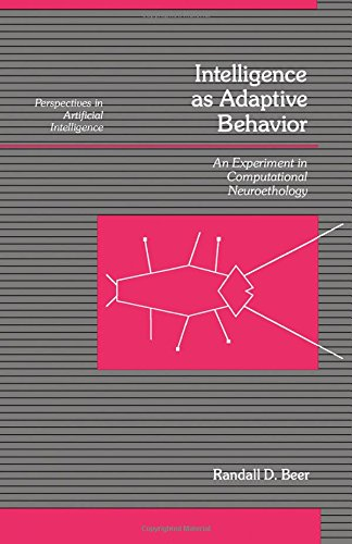 9780120847303: Intelligence as Adaptive Behaviour: An Experiment in Computational Neuroethology (Perspectives in Artificial Intelligence) (v. 6)