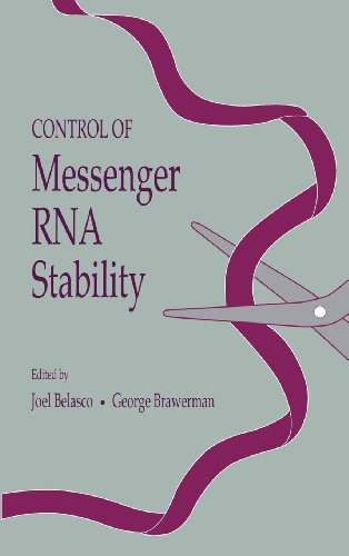 9780120847822: Control of Messenger RNA Stability