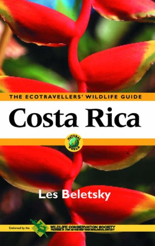 9780120848102: Costa Rica: Ecotraveller's Wildlife Guide