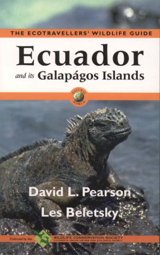 Travellers Wildlife Guides Ecuador and the Galapagos Islands