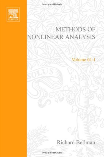 9780120849017: Methods of Nonlinear Analysis, Vol. 1 (Mathematics in Science and Engineering Series, Vol. 61) (v. 1)