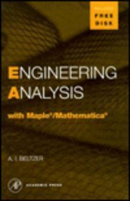 9780120855704: Engineering Analysis with Maple(r) Mathematica(r)