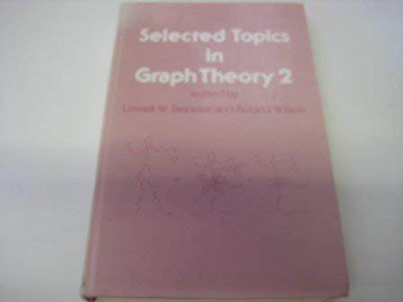 9780120862023: Selected Topics in Graph Theory: v.2: Vol 2