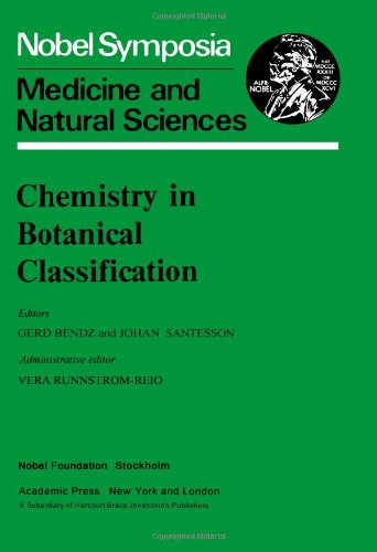 9780120866502: Chemistry in Botanical Classification: Medicine and Natural Sciences (English and German Edition)