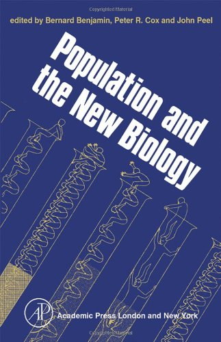 9780120883400: Population and the New Biology