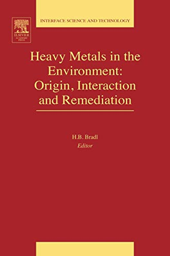 9780120883813: Heavy Metals in the Environment: Origin, Interaction and Remediation, Volume 6 (Interface Science and Technology)