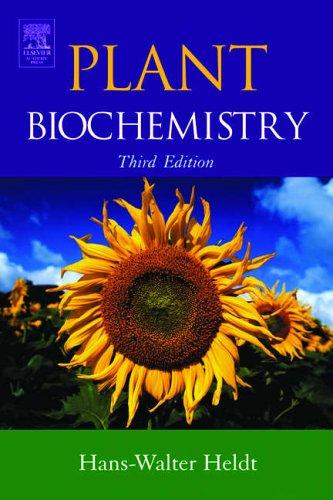 9780120883912: Plant Biochemistry