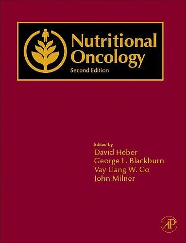 9780120883936: Nutritional Oncology