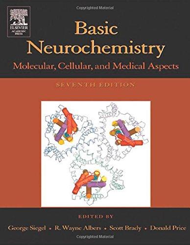 9780120883974: Basic Neurochemistry, Seventh Edition: Molecular, Cellular and Medical Aspects