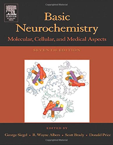 9780120883974: Basic Neurochemistry, Seventh Edition: Molecular, Cellular and Medical Aspects
