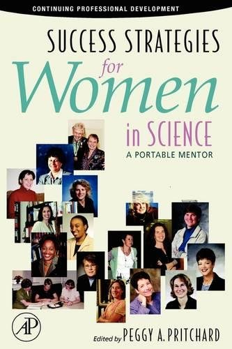 9780120884117: Success Strategies for Women in Science: A Portable Mentor (Continuing Professional Development Series)