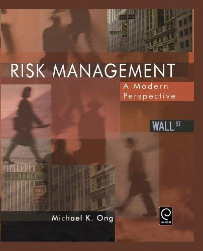 9780120884384: Risk Management: A Modern Perspective