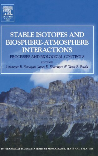 9780120884476: Stable Isotopes and Biosphere - Atmosphere Interactions: Processes and Biological Controls (Physiological Ecology)